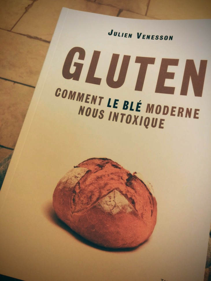 Gluten Julien venesson